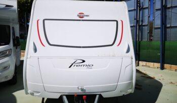 Bürstner PREMIO PLUS 510 Tk lleno
