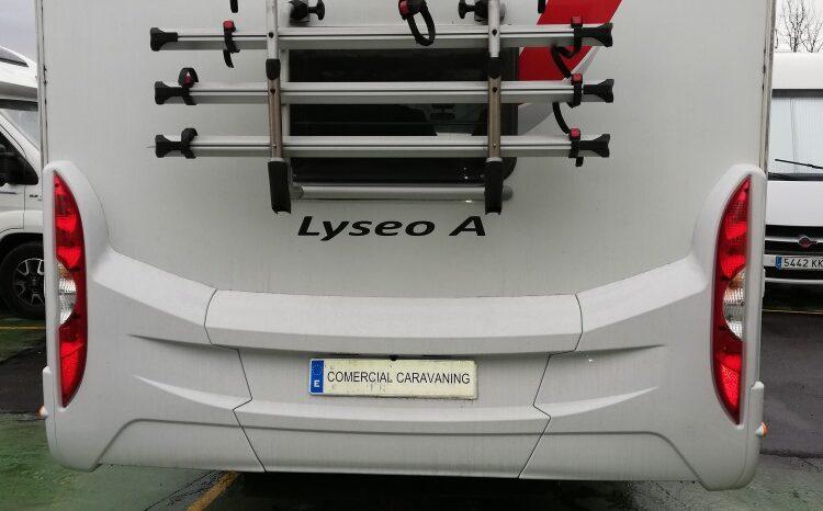 Bürstner Lyseo A 660 lleno