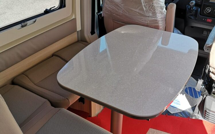 Dreamer Camper Van XL lleno